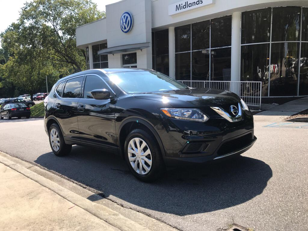 Pre-Owned 2016 Nissan Rogue S