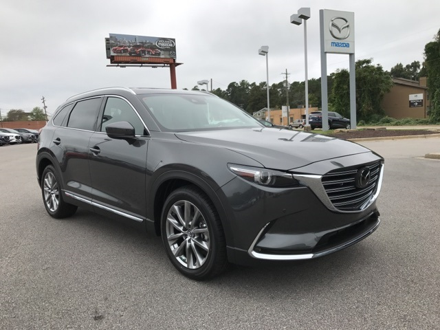 new 2018 mazda cx 9 signature 4d sport utility in columbia m31483 midlands mazda. Black Bedroom Furniture Sets. Home Design Ideas